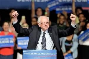 Primarias y caucus - Bernie Sanders