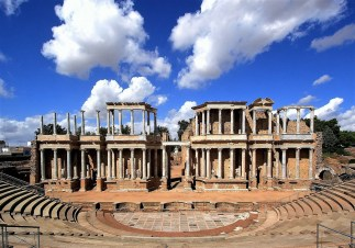 Turismo de España - Teatro Romano de Mérida