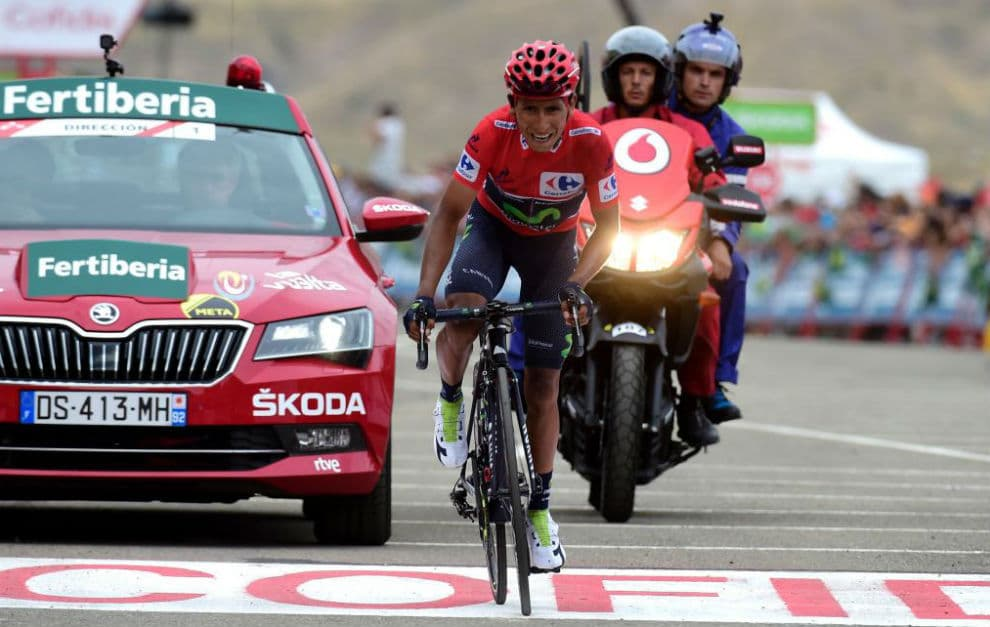 Vuelta a España 2016 - Quintana - El Titular