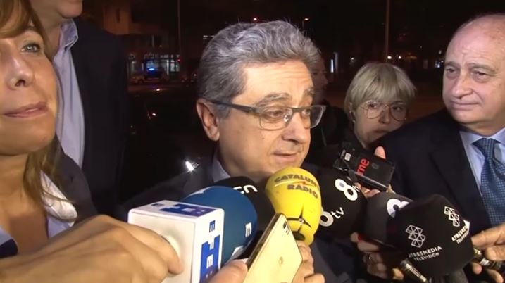 Enric Millo Delegado del Gobierno en Cataluña