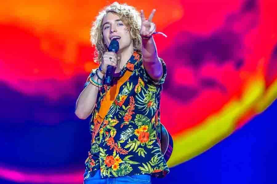 Manel Navarro Eurovisión 2017