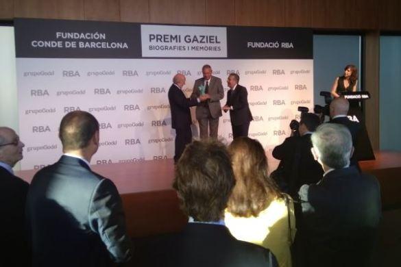 Javier Varela Premio Gaziel Eugenio D Ors