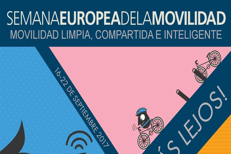 Semana Europea de la Movilidad Sostenible y Segura 2017