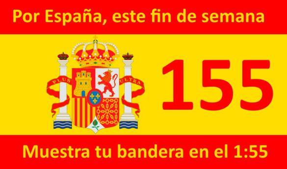 España apoya al 155