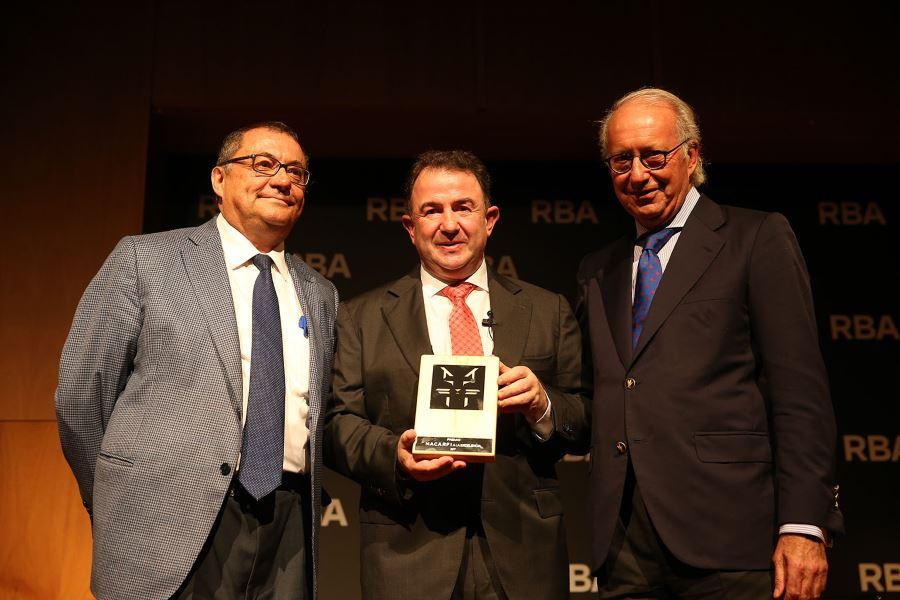 Guia Macarfi 2017. Premio Excelencia a Martín Berasategui
