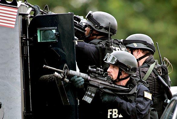 Jordis contra el FBI