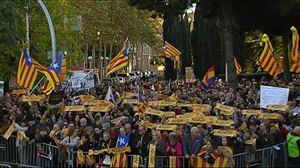manifestación 11 de noviembre