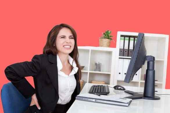 Cómo educar la postura: ejercicios y posiciones