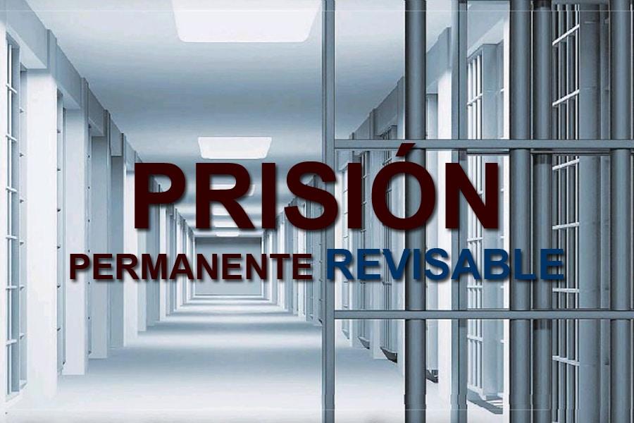 ¿Estás a favor de la prisión permanente revisable?