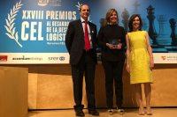 EL SIL recibe una Mención Honorífica en reconocimiento a sus 20 años de trayectoria al servicio del sector de la logística