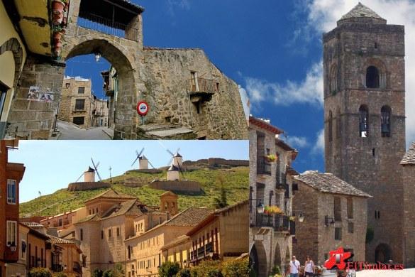 La lista de los 10 pueblos que aspiran a ser capital del turismo rural 2018