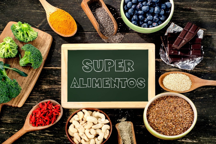 Superalimentos,¿realidad o marketing