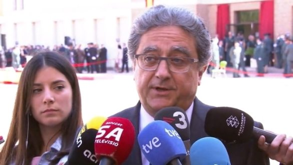 Enric Millo recuerda su obligación a los alcaldes