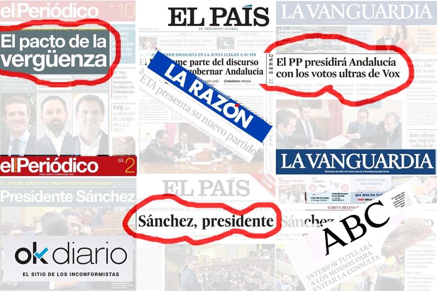 ¿Es objetiva e independiente la prensa en España?