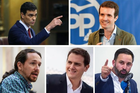 ¿Quién quieres que sea el próximo presidente del Gobierno?