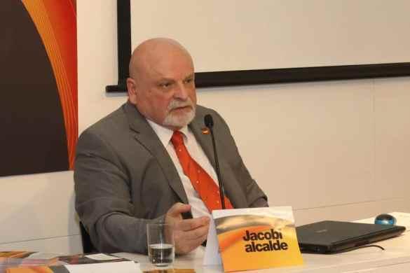Karl Jacobi. El empresario que quiere ser Alcalde de Barcelona