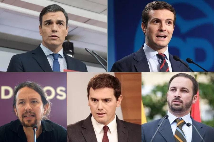 A QUIÉN VOTARÁS EN LAS ELECCIONES GENERALES DEL PRÓXIMO 28 DE ABRIL