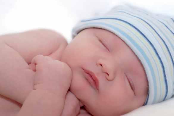 Es poco lo que necesitan los recién nacidos