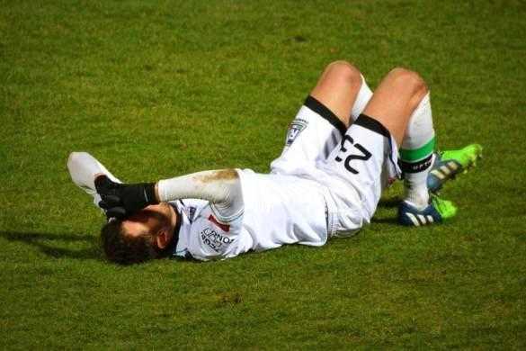 Las lesiones en el fútbol profesional analizadas por Albert Roca.