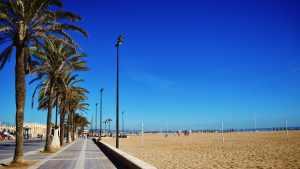 Valencia, uno de los paraísos turísticos de la costa mediterránea