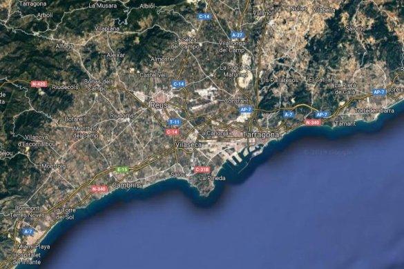 Costa Dorada en Tarragona