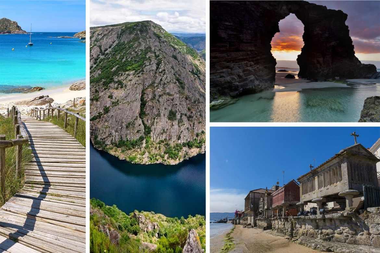 Galicia, 5 Destinos imprescindibles que no te puedes perder