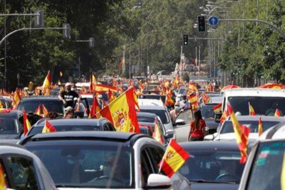 ¿Apoyas las manifestaciones pacíficas pidiendo la dimisión de Pedro Sánchez?