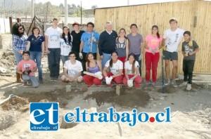 Las familias beneficiadas con proyecto Must corresponden a 2 en el sector de Escorial, 1 en palomar Interior, 3 en Viña Errázurriz, 1 en San Roque y 1 en Lo Blanco.