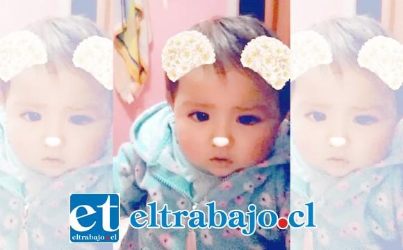 Finalmente la pequeña Antonella Beatriz Menay Páez falleció la tarde de ayer, tras un lamentable accidente que conmovió a todo el valle de Aconcagua.