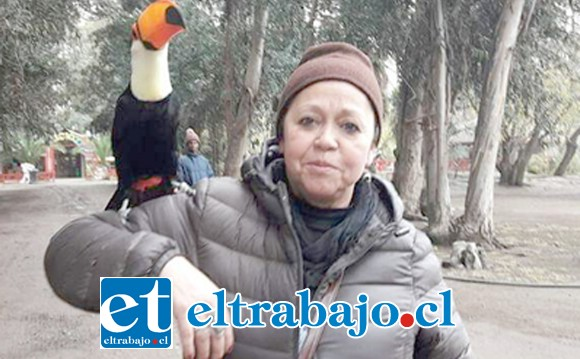Rosa Díaz Calderón necesita ahora 206 dadores de sangre.