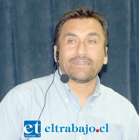 Arnaldo Ca nales, presidente de Fundación Liderazgo Chile.