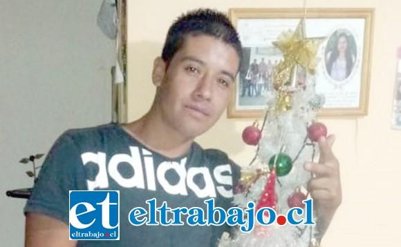 Juan Carlos Berríos, de 29 años de edad, fue dado de alta de la UCI del Hospital San Camilo de San Felipe.