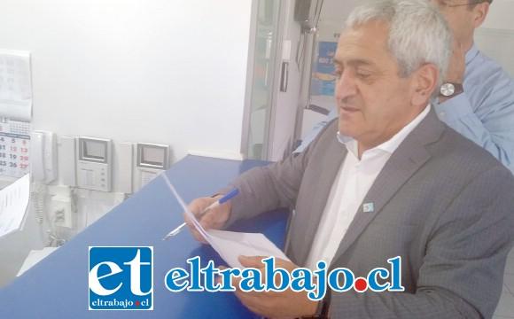 El alcalde Pedro Caballería aseguró que presentó la denuncia por las presuntas irregularidades detectadas en un proceso de revisión en el Departamento de Administración y Finanzas del Municipio.
