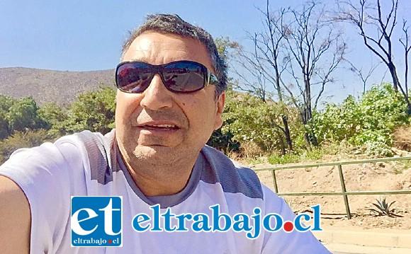 Hugo Marcelo Neira Marchant falleció este jueves en el Hospital San Camilo de San Felipe.