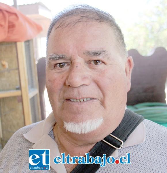 Presidente del Club Deportivo La Santita, Antonio Toro Maldonado.