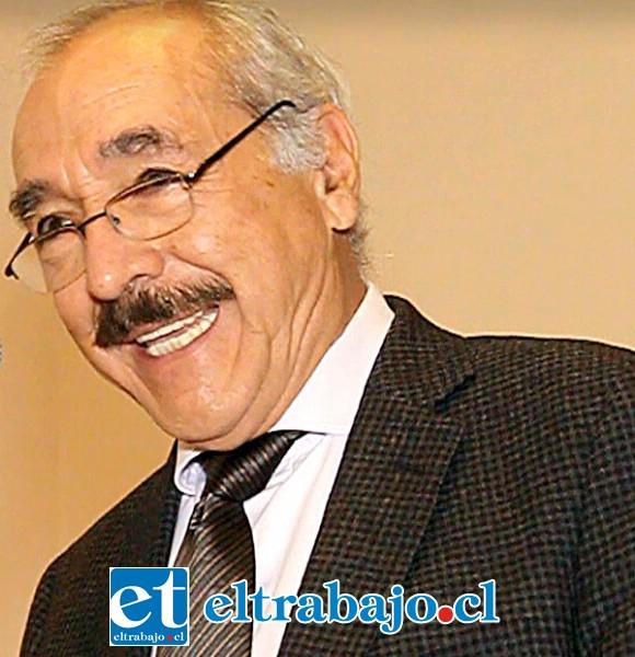 Patricio Freire Canto, alcalde de San Felipe y promotor de la iniciativa.