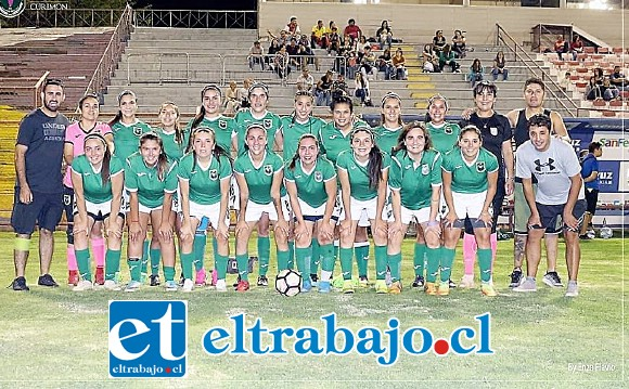 Alianza de Curimón es uno de los representantes del Valle de Aconcagua que será protagonista en la tercera fase de 'La Orejona' versión femenina.