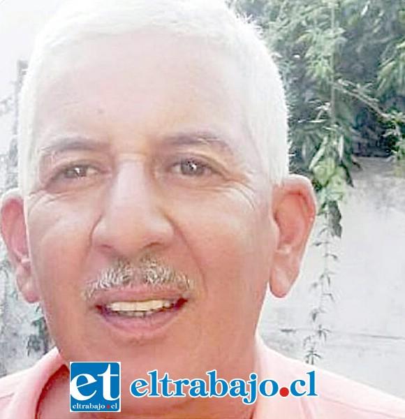 Armando Latín muy conocido en San Felipe por su labor como guardia.
