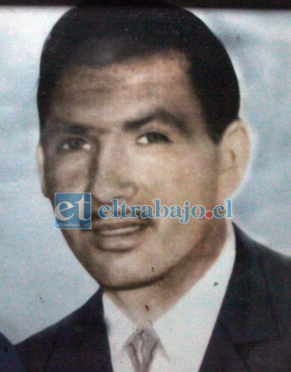Sergio Sáa falleció este jueves a la edad de 87 años, así lucía cuando joven.