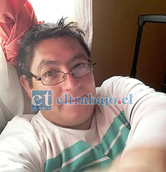 Patricio Castro lamentablemente falleció este viernes en la tarde, tras sufrir un infarto el día 8 de junio en el centro de San Felipe, cuando manejaba su vehículo.