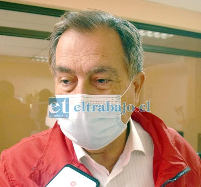 El tribunal desestimó proceder con el sobreseimiento del alcalde suplente Chistian Beals Campos.