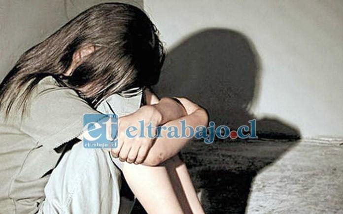 La investigación estableció que las violaciones continuaron incluso en la casa del imputado en San Esteban hasta por lo menos 2017, cuando la víctima ya tenía 14 años. (Foto referencial).