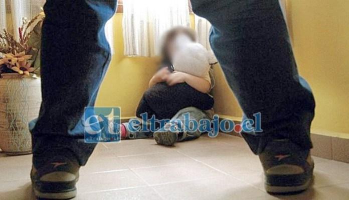 A nivel nacional, sólo en el primer trimestre de este año se recibieron 1.680 denuncias por delitos sexuales contra menores de 14 años. (Foto referencial)
