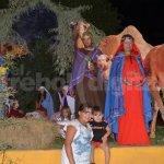 Los Reyes Magos pasaron por la Plaza San Martín