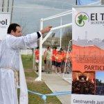 Se inauguró el playón Deportivo