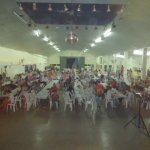 Convocante velada en el Salón de Bomberos Voluntarios