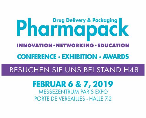 Falsified Medicines Directive Pharmapack Europe