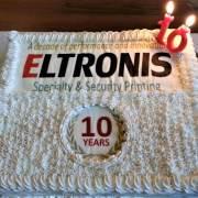 Eltronis Anniversary