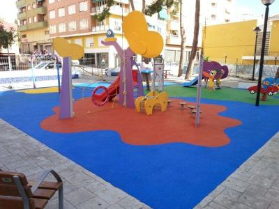 Ibi Parque Infantil Pocoyó