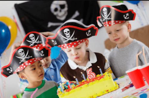 Fiesta de Piratas: Organiza una fiesta temática para niños